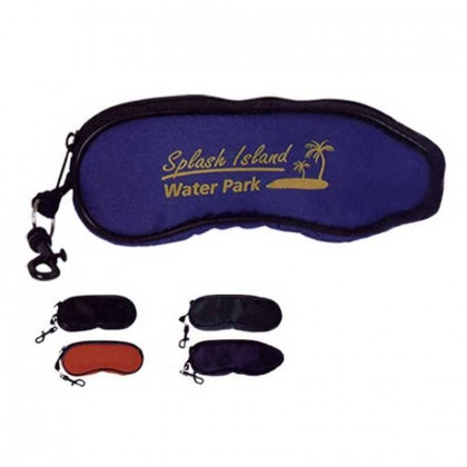Eyeglass/Sunglass Holder with Clip Promotional Custom Imprinted With Logo