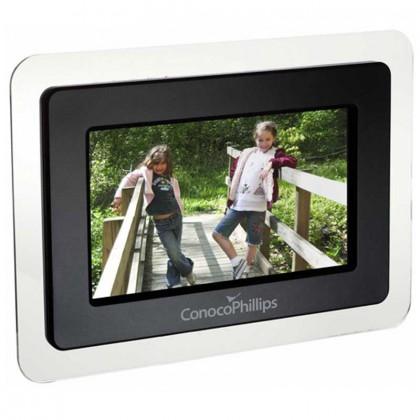 Promotional Desktop Digital Photo Frame 7 Inch Custom Photo Frame