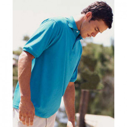Jerzees Cotton/Poly Jersey Golf Shirt with Spotshield - Color