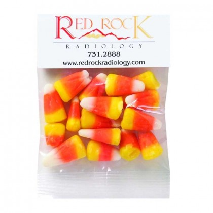 Candy Corn - 1 Oz Promotional Custom Imprinted With Logo