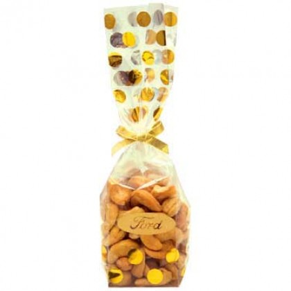Mug Stuffers - Chocolate Espresso Beans, Pistachios, Cashews Promotional Custom