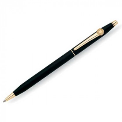 Classic Century Classic Black Ball Point Cross Pen Promotional Custom