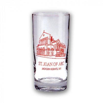 Elegant Beverage Glass Promotional Custom Imprinted With Logo