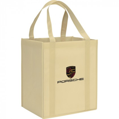 The Hercules Large Grocery Tote - Cream