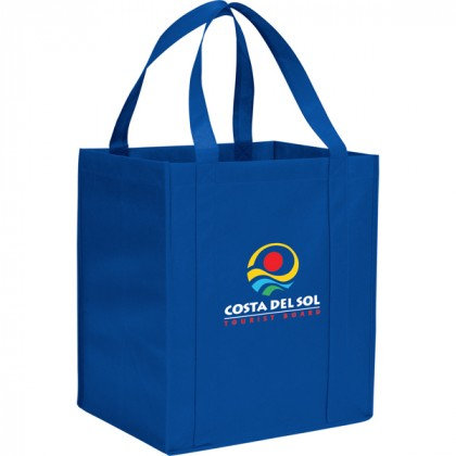 The Hercules Large Grocery Tote - Royal Blue