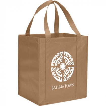 The Hercules Large Grocery Tote - Natural