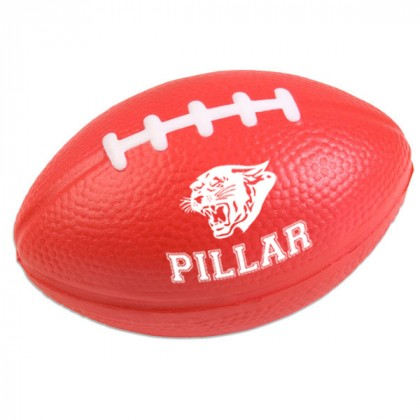 Football Stress Ball - Red