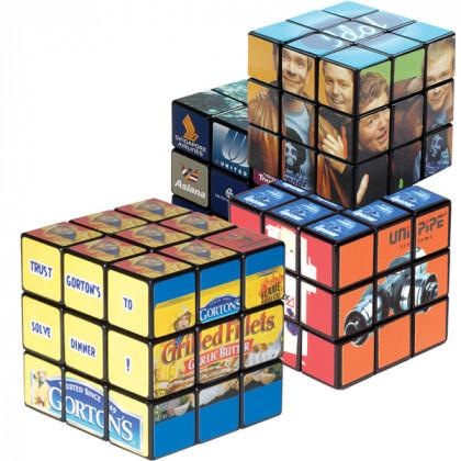 Rubik's 9-Panel Cube - Fully Custom