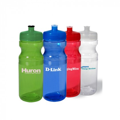 Big Squeeze Sport Bottle - Biodegradable - Low Minimum