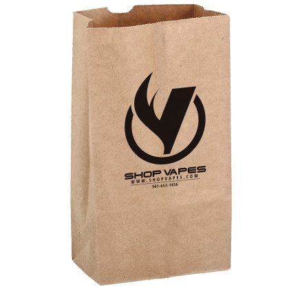 Natural Grocery Bag 7 x 13 Inches