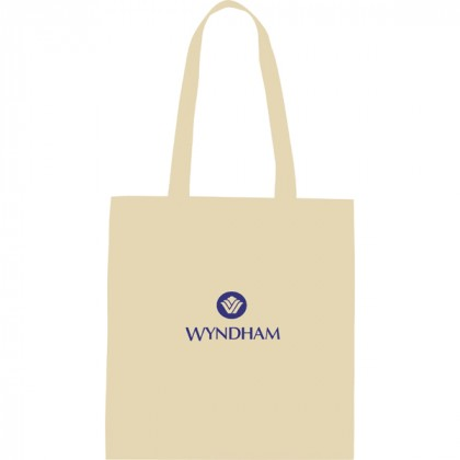 Promotional Zeus Tote Bag - Cream