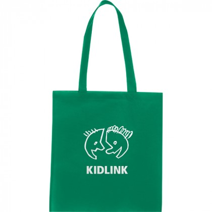 Promotional Zeus Tote Bag - Green