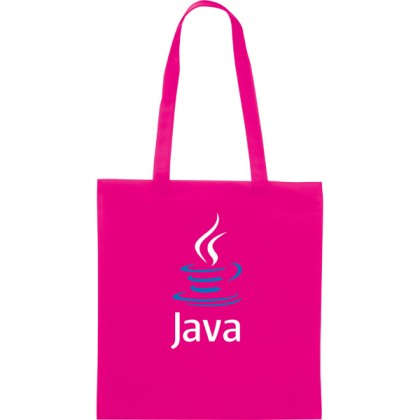 Promotional Zeus Tote Bag - Magenta