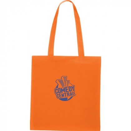 Promotional Zeus Tote Bag - Orange