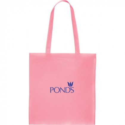 Promotional Zeus Tote Bag - Pink