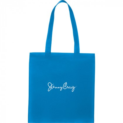 Promotional Zeus Tote Bag - Process Blue