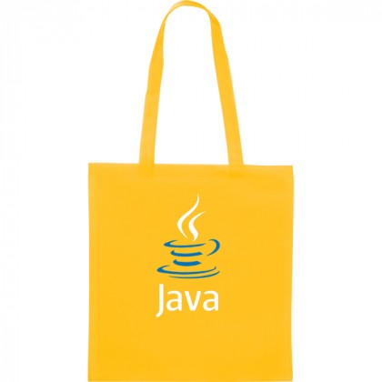 Promotional Zeus Tote Bag - Yellow
