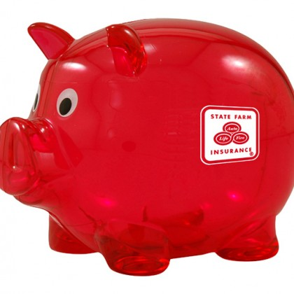 The Promotional Piggy... Bank