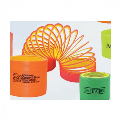 Large Plastic Slinky - Two Colors