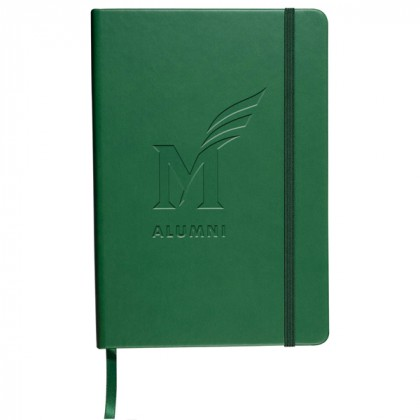 Tuscany Writing Journal - Dark green