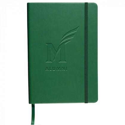Tuscany Writing Journal - Dark green