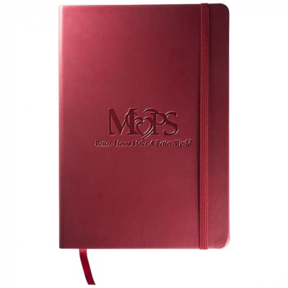 Tuscany Writing Journal - Red