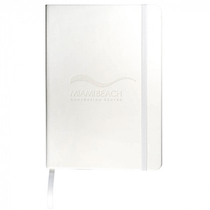 Tuscany Writing Journal - White