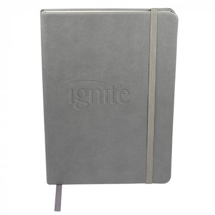 Tuscany Writing Journal - Light Gray