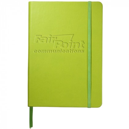 Tuscany Writing Journal - Lime green