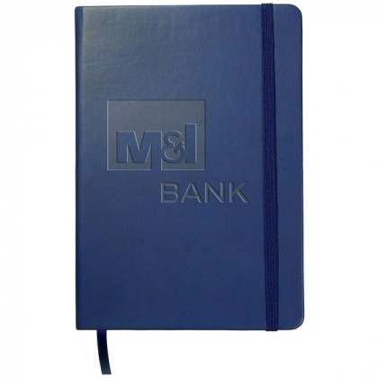 Tuscany Writing Journal - Navy blue