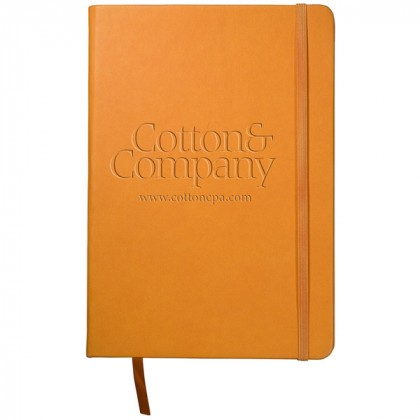 Tuscany Writing Journal - Orange