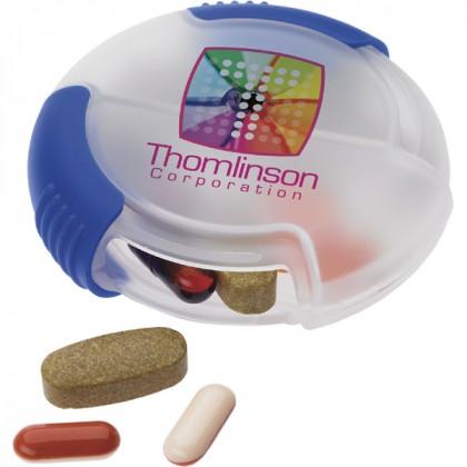 Slider Pill Box