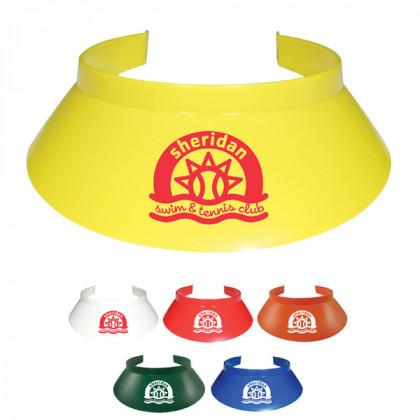 Custom Sun Visor Cap - Top Promotional Business Apparel Item