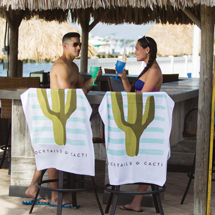 Jewel Collection Beach Towel