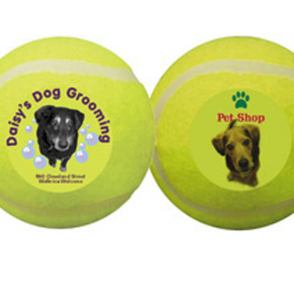 Customized Full Color Tennis Ball