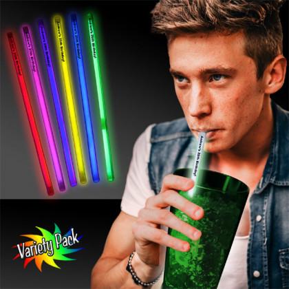"""Supreme Glow Straw - 9"""""""