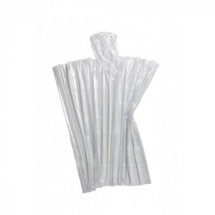 Pronto Rain Poncho- Clear