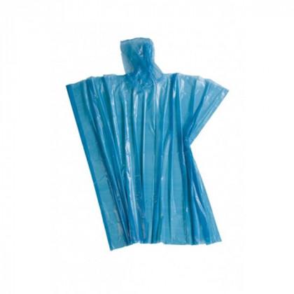 Pronto Rain Poncho- Blue