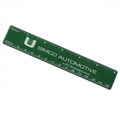 Recycled 6 in. Promotional Ruler