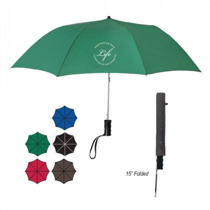 Custom Umbrellas-36 Inch Telescopic