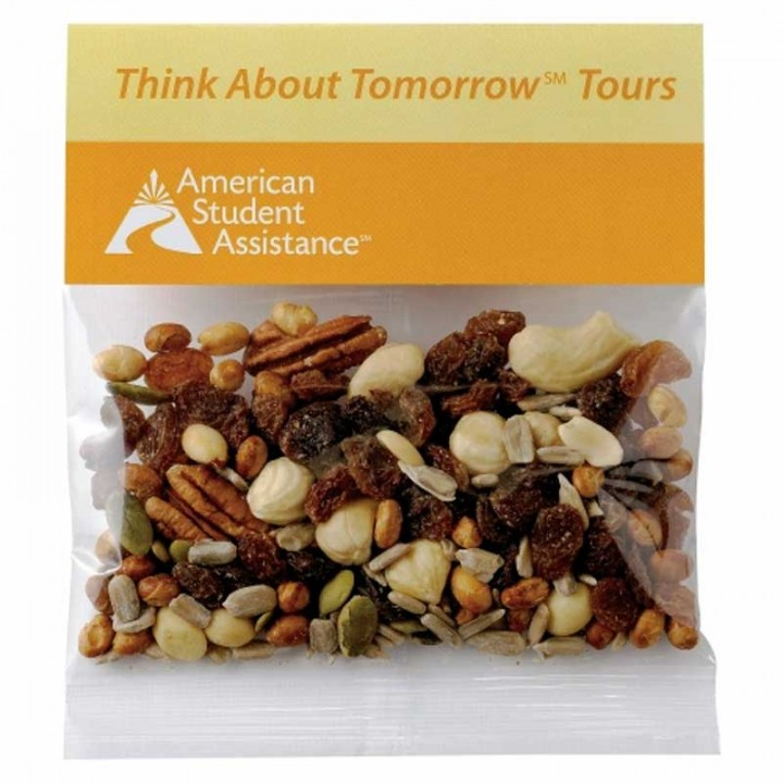 promotional trail mix 2 oz 4allpromos