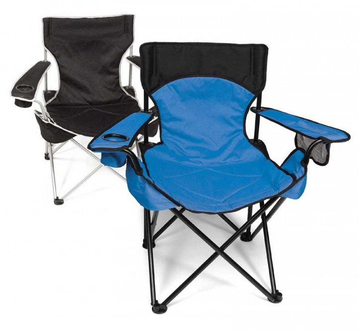 The Big Folding Camp Chair Imprinted