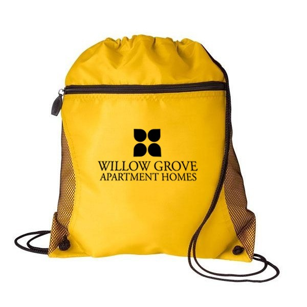 Drawstring Bag Promotional with Imprint | 4AllPromos