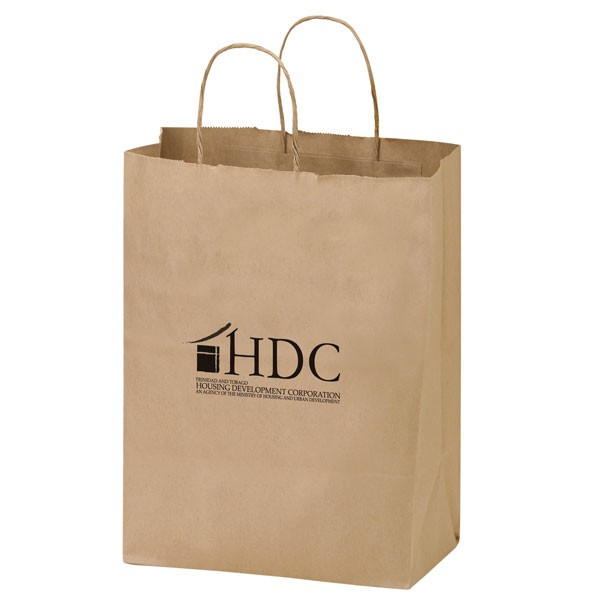 natural wine bag 8 x 13 5 8 inches promotional grocery bags in bulk