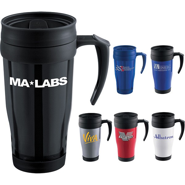Customized Promotional Travel Mugs with Logo | Promotional Products
