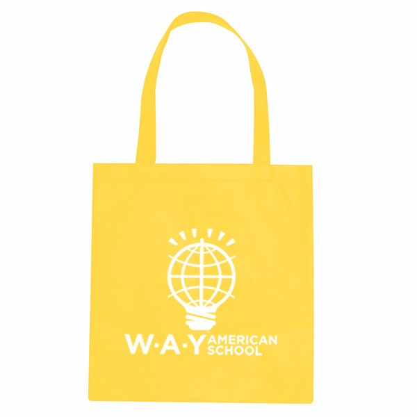 Trade Show Polypropylene Tote Bag Giveaway | 4AllPromos