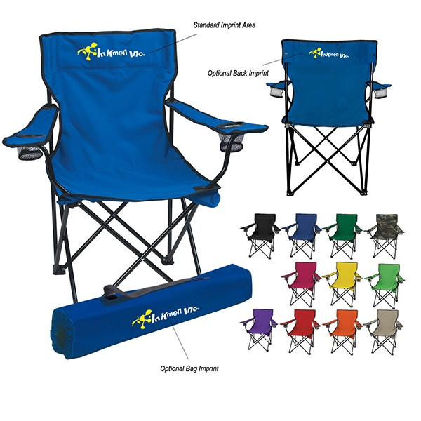 Customizable Promotional Fold Up Chairs