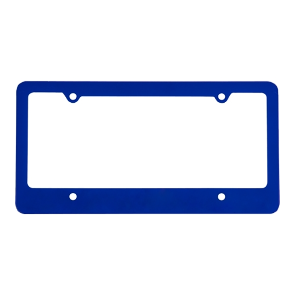 Custom License Plate Frames Bulk - Best Plate 2018