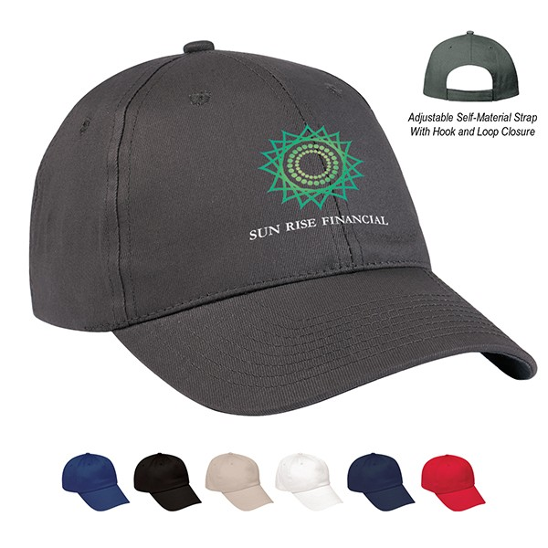 Promotional Embroidered Hat Custom Logo Price Buster Cap 4allpromos