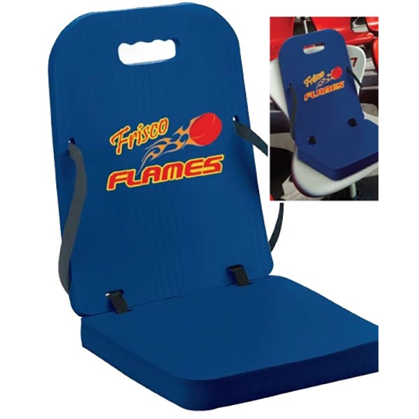 Customized Folding Chair Cushions With Back For Promotions   Bench Seat  Cushions